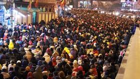 Giáo hội Phật giáo yêu cầu không lợi dụng lễ cầu an để trục lợi