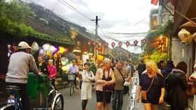 Quý I - 2019: Khách du lịch quốc tế đến Việt Nam đạt 5 triệu lượt