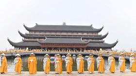 Khai mạc Vesak 2019: Chiêm nghiệm lời Phật dạy cùng nhau kiến tạo thế giới ngày càng tốt đẹp hơn