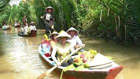 """""""Bốc thuốc"""" đưa du lịch đồng bằng sông Cửu Long tăng tốc"""