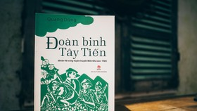 """Di cảo-hồi ký """"Đoàn binh Tây Tiến"""" của nhà thơ Quang Dũng"""