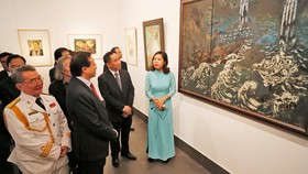 Triển lãm mỹ thuật về Quân đội nhân dân Việt Nam