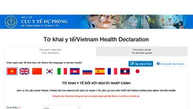 Kiểm tra khai báo y tế du lịch ở các cơ sở lưu trú trên toàn quốc