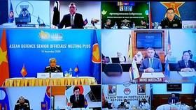 Hội nghị trực tuyến Quan chức Quốc phòng cấp cao ASEAN mở rộng