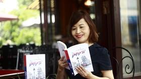 """TS tâm lý học Cù Thu Hương ra mắt cuốn truyện ký """"Paris+14"""""""
