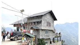 Cục trưởng Cục Di sản ra văn bản lưu ý về việc cải tạo công trình ngắm cảnh ở Mã Pì Lèng