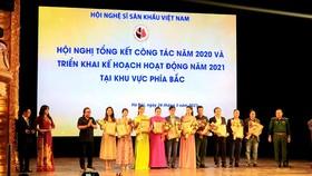 Vở kịch Đêm trắng được trao giải Vở diễn xuất sắc nhất năm 2020