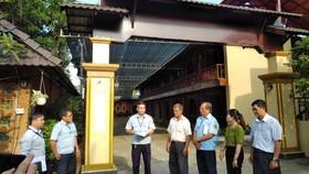 Yêu cầu chủ Gia Trang quán – Tràm Chim resort khắc phục hậu quả trong 10 ngày