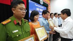 Tỷ lệ hồ sơ giải quyết đúng hạn ở quận Bình Tân đạt 100%