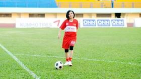 """Ca sĩ Phương Thanh: """"Tôi thích World Cup nhờ... Maradona"""""""