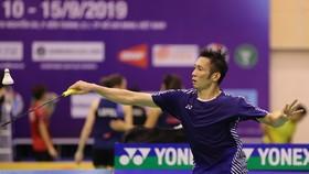 Nguyễn Tiến Minh vẫn là tay vợt Việt Nam có thành tích tốt nhất. Ảnh: DŨNG PHƯƠNG