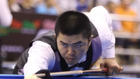 Cơ thủ Nguyễn Quốc Nguyện đang cố gắng trở lại tốp 10 thế giới.
