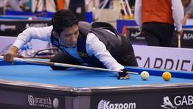 Cơ thủ Ngô Đình Nại là một trong những niềm hy vọng của Billiards Việt Nam