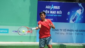 Lý Hoàng Nam chắc chắn có 2 điểm thưởng ATP.