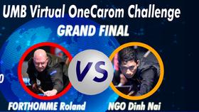 Ngô Đình Nại sẽ đối đầu với Forthomme ở chung kết.