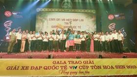 Cuộc đua VTV - Cúp Tôn Hoa Sen luôn được người hâm mộ chú ý.