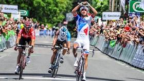 Arthur Vichot chiến thắng giải vô địch Pháp 2016