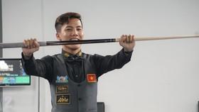 Cơ thủ Nguyễn Huỳnh Phương Linh.