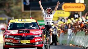 Marc Hirschi có nhiều cơ hội thành công hơn ở đội đua lớn UAE Emirates.