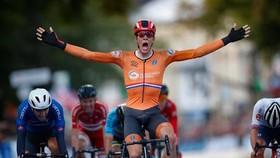 Jonas Rutsch là tài năng mới nổi của xe đạp Đức.