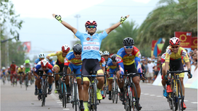 Cuộc đua VTV - Cúp dự kiến thi đấu xuyên Việt.