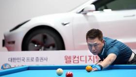 Mã Minh Cẩm đang thi đấu tốt ở Hàn Quốc.