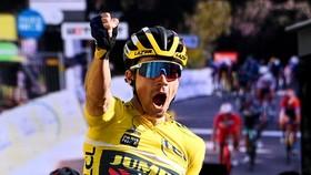 Primoz Roglic chiến thắng tại Bio