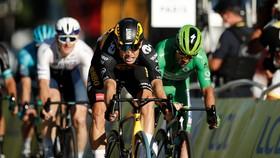 Wout van Aert giành chiến thắng chặng cuối Tourde France