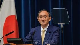 Thủ tướng Nhật Bản Suga Yoshihide. Ảnh: AFP/TTXVN