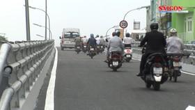Thông xe nhánh cầu vượt Phạm Ngũ Lão – Nguyễn Oanh