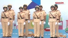 TPHCM ra quân Năm An toàn giao thông 2018