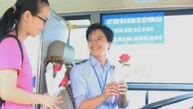 Những chuyến xe buýt của niềm hạnh phúc
