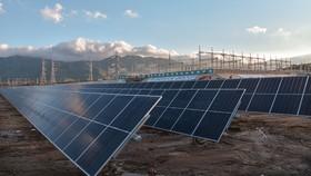 Khánh thành Dự án Trạm biến áp 500kV và đường dây 220/500kV kết hợp Nhà máy điện mặt trời Trung Nam Thuận Nam 450MW