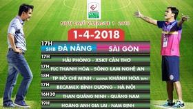 Tâm điểm của vòng 4 sẽ là cuộc đọ sức giữa Minh Phương và Tài Em trên sân Hòa Xuân (infographic: HỮU VI)