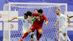 Đội tuyển futsal Việt Nam giành ngôi Á quân của CFA Cup 2018