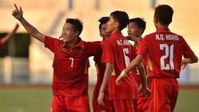 U16 Việt Nam không còn quyền tự quyết ở trận cuối cùng. Ảnh: Đoàn Nhật