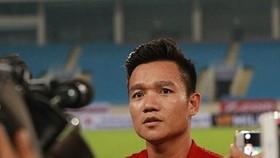 Thanh Trung tỏ ra thất vọng khi không góp mặt cùng đội tuyển ở AFF Cup 2018