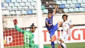 Becamex Bình Dương đã có trận thắng đầu tiên tại AFC Cup 2019. Ảnh: AFC