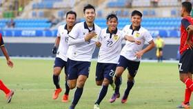 ĐT Lào có chiến thắng đầu tiên