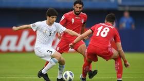 Uzbekistan và Iran cùng còn hy vọng tranh chấp vé đi tiếp. Ảnh: AFC