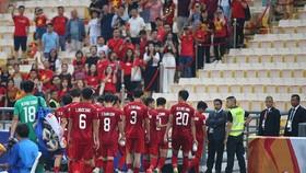 U23 Việt Nam sớm rời VCK năm nay. Ảnh: MINH HOÀNG
