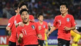 Hàn Quốc tỏ ra quá mạnh tại giải lần này.