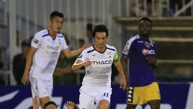 CLB HAGL và CLB Hà Nội bất ngờ không có tên trong tốp 10 Đông Nam Á. Ảnh: MINH TRẦN