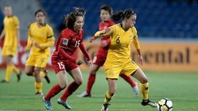 Gặp Australia sẽ là trải nghiệm tuyệt vời cho các cô gái Việt Nam. Ảnh: Đoàn Nhật