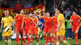ĐT nữ Trung Quốc được đánh giá cao hơn so với Hàn Quốc. Ảnh: AFC