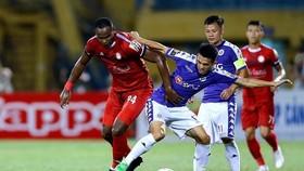 CLB TPHCM sẽ gặp CLB Hà Nội ở trận tranh Siêu Cúp Quốc gia 2019 vào ngày 1-3. Ảnh: MINH HOÀNG