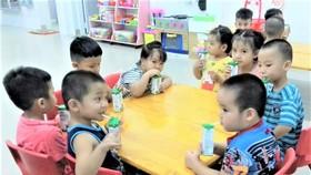 Chương trình Sữa học đường tại TPHCM: Mở rộng học sinh toàn thành phố