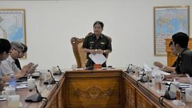 Đẩy mạnh tuyên truyền các hoạt động của Bộ đội biên phòng trong tình hình mới