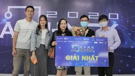 """Cuộc thi """"Al Hack 2020"""": Giải nhất được nhận thưởng 250 triệu đồng"""
