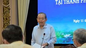 Phó Thủ tướng Thường trực Trương Hoà Bình: Chúc TPHCM sớm thắng dịch Covid-19